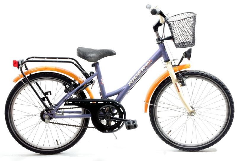 Gebruikte Rider 20 inch meisjesfiets
